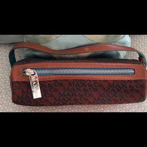 Designer Bugle Bag W Gloves Vintage 1990s